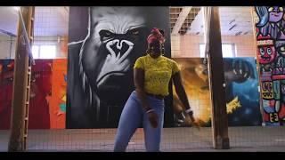 Cours d'Afro House à Urban Arts Academy avec Jessica