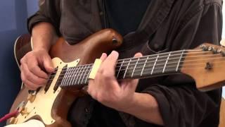 Kirk Lorange   People get Ready, slide guitar version
