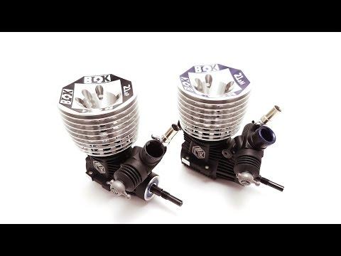 First Look: Tekno RC BLOK 21aM & 21aP .21 1/8 Nitro Engines