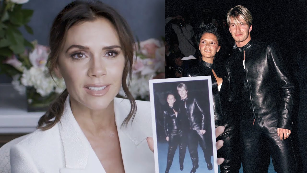 Victoria Beckham explains 6 Looks from Spice Girls to Now