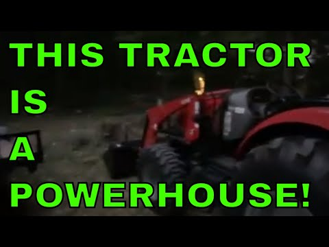 First look at the RK55 Tractor