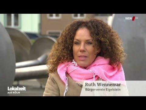 WDR-Beitrag über die Entwicklung des Ebertplatzes