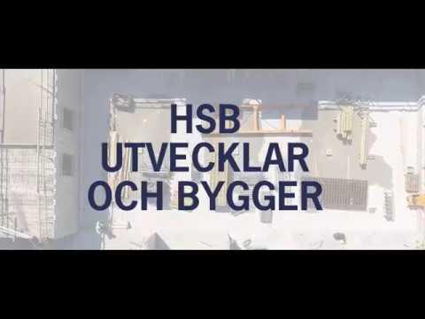 HSB Utvecklar och bygger