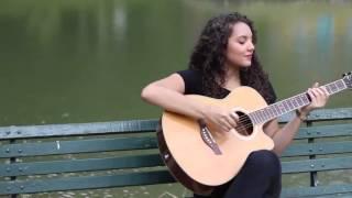 Ninguém explica Deus Preto no Branco ft Gabriela Rocha  (Cover )