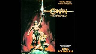 Conan: The Barbarian Soundtrack - Basil Poledouris - Recovery.