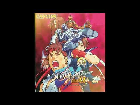 Street Fighter EX plus Alpha Arcade Sound Track