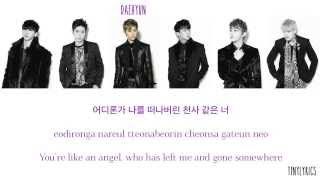 B.A.P (비에이피) - 1004 (Angel)  [Hangul/ Romanization/ English Color Coded Lyrics]