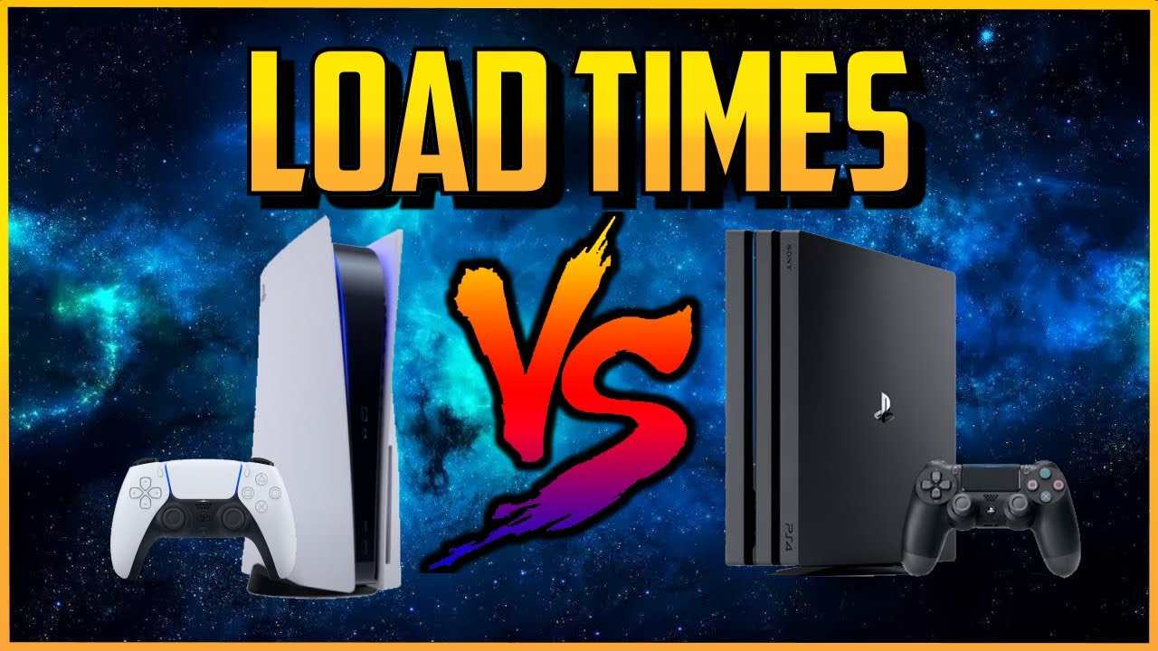 Xuses - DBFZ ▰ PS4 Pro Vs PS5 Load Times In Dragon Ball FighterZ