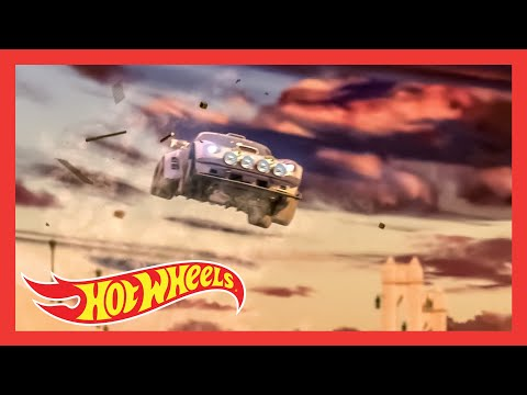 OPERATION: Blue Crate Recovery! 🚛 | HOT WHEELS® FAST & FURIOUS SPY RACERS | @Hot Wheels