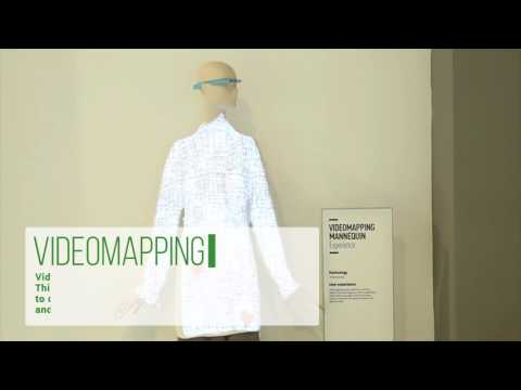 11   Videomapping Manequin - Smart Boutique 2016