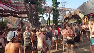 Ozora festival 2017 Main stage 40°C