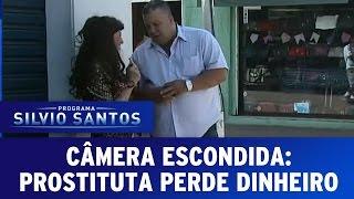 Câmeras Escondidas (17/01/16) - Prostituta Perde Dinheiro