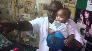 Trae & Baby Houston