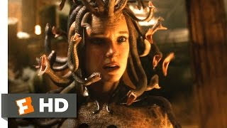 Clash of the Titans (2010) - Medusa's Lair Scene (6/10) | Movieclips width=