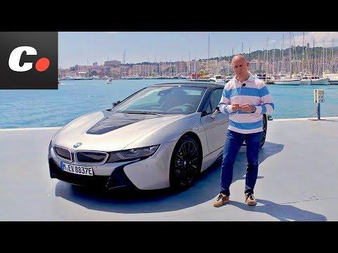 BMW i8 Roadster 2018 | Primera prueba / Test / Review en español | coches.net