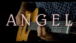 Massive Attack - Angel - Fingerstyle Guitar (Acoustic Cover)