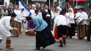 13122015 folkemusikk i Funchal grupo de folclore do Porto Da Cruz