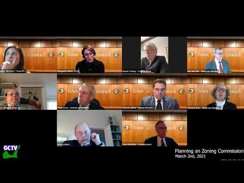 Planning & Zoning Commission, March 2, 2021