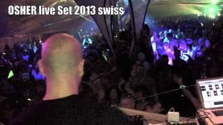 OSHER @ Swiss rute fabrik 2013