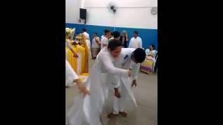 Pastor Luciano Neves. Deus Que Tudo Vê. Santa Ceia de Outubro 2015 p01 Aracaju-SE