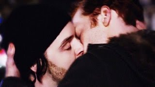 Mickey and Ian (Gallavich) - You gonna leave again? (7x10, 7x11) Wicked Game