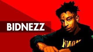 """BIDNEZZ"" Dark Trap Beat Instrumental 2018   Hard Lit Rap Hiphop Freestyle Trap Type Beat   Free DL"