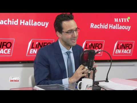Video : L'info en Face Eco avec Tarik El Malki