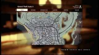 GTA V Ubicación de Furgoneta de medicamentos Trevor / GTA 5  Location of Van drug GAMEPLAY