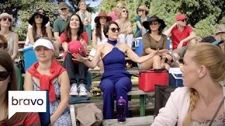 Girlfriends' Guide to Divorce: Abby Enters the World of Baseball Moms (Season 3, Episode 2)   Bravo