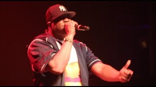 Cappadonna LIVE! in Philly with Wu Tang Clan