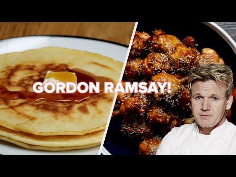 Trying Gordon Ramsay's Recipes! ? Tasty Recipes