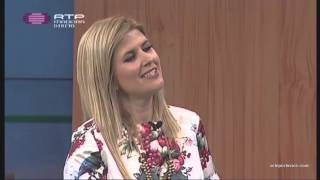 The Crow Nuno Flores - RTP Madeira - Interview