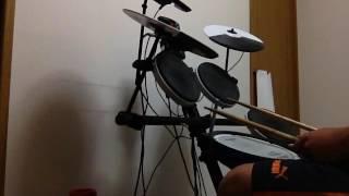 双星の陰陽師 op4 【カナデアイ】ドラム