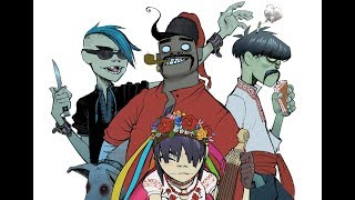 Gorillaz ft. Mos Def and Bobby Womack - Stylo (Chiddy Bang Remix)
