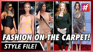 #fame hollywood - Nina, Charlize, Christina, Kourtney and Cara Go Chic And Ravishing!