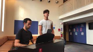 Proud of Your Boy from Aladdin - Antonio Cipriano