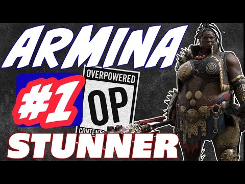 Armina 🔥 #1 stunner | turn meter This fat lady can swing! Raid Shadow Legends Armina guide