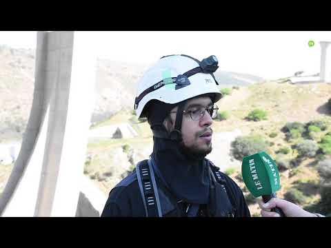 Video : Des Ninjas marocains sur le pont Mohammed VI