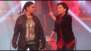 Ximena Hoyos y Daniella Pflücker son Don Omar y Romeo Santos en este playback