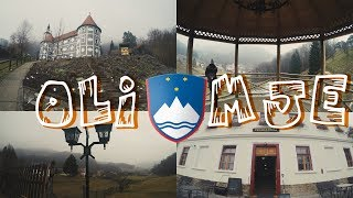 Visit Olimje (Samostan, Čokoladnica & Jelenov greben) - Slovenia | Slovenija | Winter | 2019 [4K]