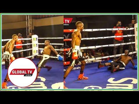🔴#LIVE: BONDIA AMPIGA MWENZAKE KIPIGO Cha MBWA MWIZI, ASHINDWA KUAMKA..