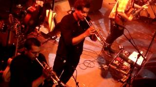 Calexico - ACROSS THE WIRE (Live at Paradiso, Amsterdam, 21-11-2012)