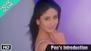 Poo's Introduction! - Movie Scene - Kabhi Khushi Kabhie Gham - Kareena Kapoor width=