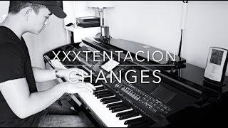 XXXTENTACION - CHANGES | Piano Cover by David Phan