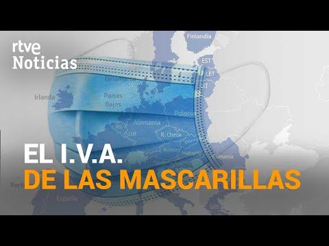 Mientras que España mantiene el IVA del 21%, Holanda o Italia lo han suprimido | RTVE Noticias