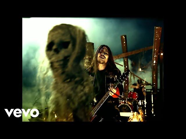 Video oficial de Remedy de Seether