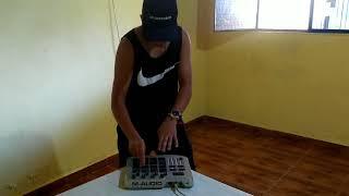 METE COM FORÇA E COM TALENTO ( DJ DL AO VIVO )