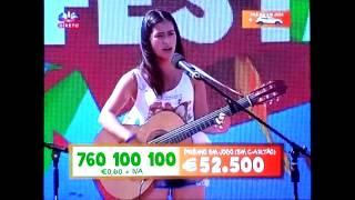 John Legend - All of me  - Rita Santos - Live in Portugal em Festa - 2015