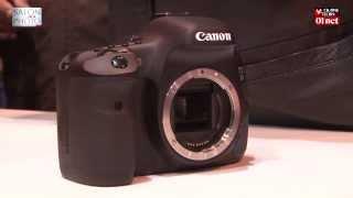[Salon de la photo] Canon 100D, le plus petit reflex du monde