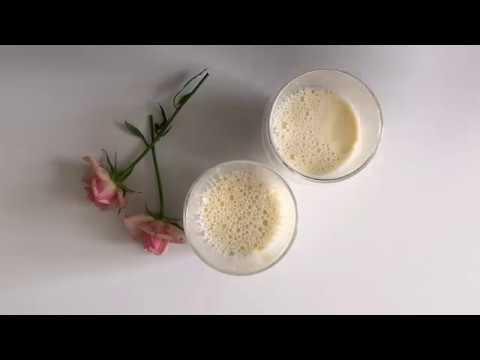 Mandarin Rose White Hot Chocolate